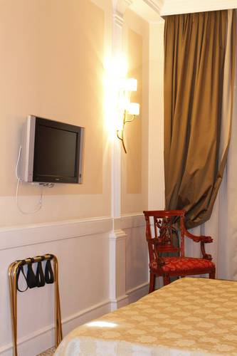 Room boutique hotel trevi rome