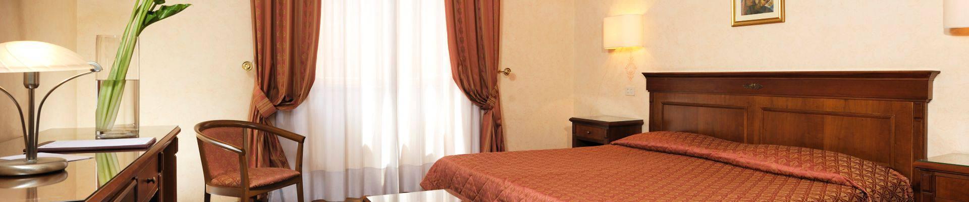 Camera Matrimoniale Per Uso Singolo.Camera Doppia Standard Per Uso Singola Hotel Torino Roma