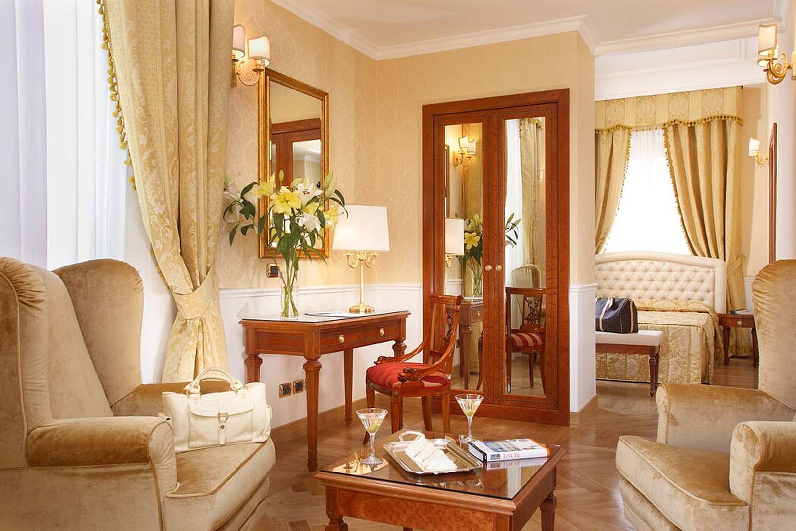 The comfort of our rooms Leonardi Hotels