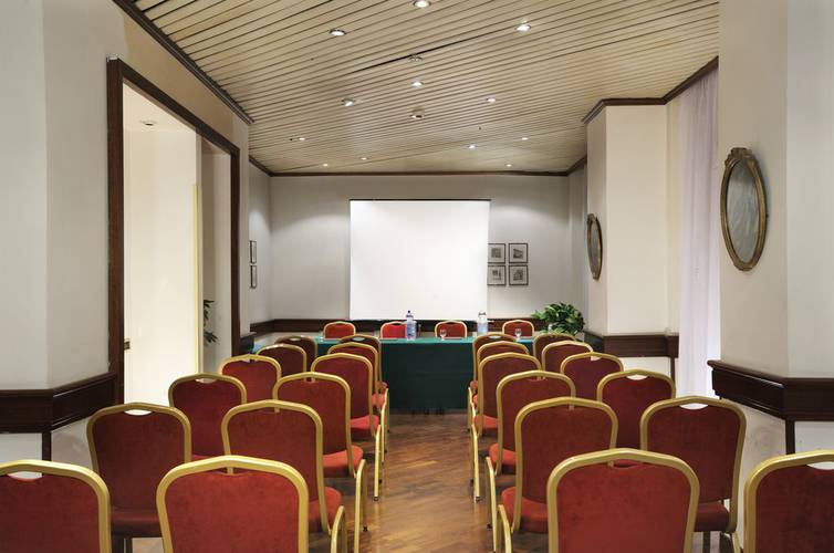 Meeting room torino hotel rome
