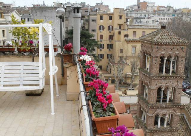 360° viewpoint viminale hotel rome