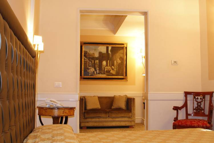 Camera boutique hotel trevi roma